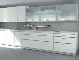 kitchen cabinets with frosted glass frosted glass kitchen cabinet door view in gallery frosted glass
