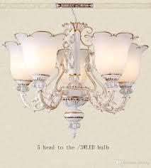 Chandelier Lights For Dining Room Discount European Style Chandelier Crystal Lamp Bedroom Living