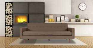 Modern Single Sofa Bed Eleanor Sofa Klein Granite Kardiel