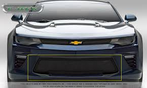 camaro custom grill t rex grilles is back with a upgrade for the 2016 camaro ss