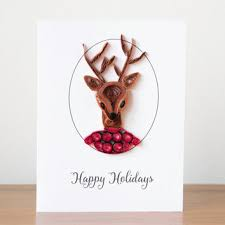 winter cards holiday cards have a cup from ofthingspretty on