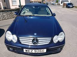 mercedes clk 320 elegance auto in fishponds bristol gumtree