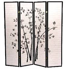 Panel Shoji Screen Room Divider - amazon com roundhill furniture 3 panel oriental shoji room