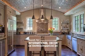 kitchen ceilings designs modern kitchen ceiling designs ideas tiles lights drop homes