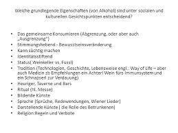 alkohol spr che das phänomen des trinkens und dessen implikationen ppt herunterladen