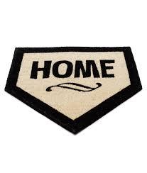 Baseball Home Decor Flooring U0026 Rugs Interesting Funny Doormats For Floor Decorating