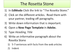 rosetta stone date set up cornell notes name history date egypt lesson 9 section 6