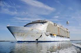largest cruise ship in the world the largest cruise ship in the world is five times the size of the