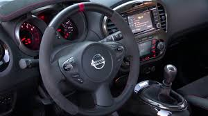 2017 nissan juke nismo rs interior design youtube