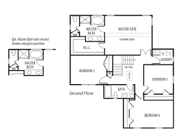 the byron ii floor plans new homes in city name va