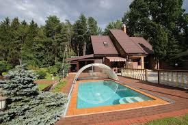 forest house vacation home dream forest house šlienava lithuania booking com