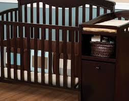 cribs delta crib with changing table wonderful black crib with
