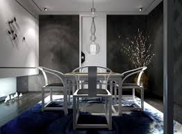 Contemporary Dining Room Light Fixtures Dining Room Marvelous Dining Space Idea Which Is Implemented With