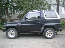 daihatsu rocky daihatsu rocky 2 8 1992 auto images and specification