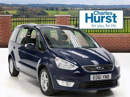 used ford galaxy zetec manual cars for sale motors co uk