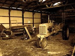 Tractor Barn Free Photo Tractor Barn Farm Equipment Free Image On Pixabay