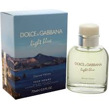 dolce and gabbana light blue 2 5 oz light blue discover vulcano by dolce gabbana for men 2 5 oz edt