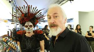Day Of The Dead Halloween Makeup Ideas Rick Baker Day Of The Dead Halloween Makeup Tutorial Youtube