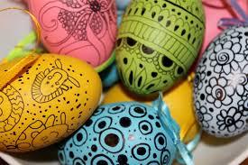 wax easter egg decorating easter egg decorating ideas wax utnavi info