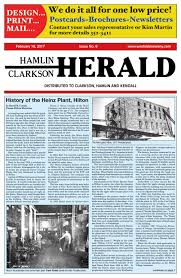westside lexus service advisors hamlin clarkson herald february 19 2017 by westside news inc