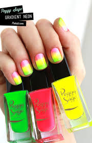 56 best fluorescent nails images on pinterest neon nails make