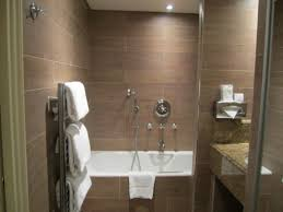 designs with shower stalls used transparent glass divider and