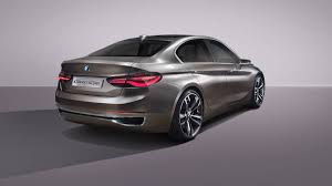bmw concept bmw 1 series may be previewed by concept compact sedan