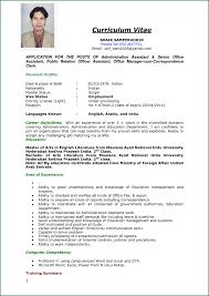 resume career objective vita resume exle resume exles career objective resume