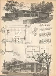 Mid Century House Plans 1017 Best Mid Century Architecture A Go Go Images On Pinterest