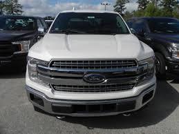 2018 ford f150 lariat 5 miles white platinum crew cab pickup twin