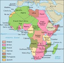 africa map before colonization why do you think africa is the way it is today cda s world