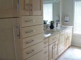 Bathroom Cabinet With Hamper Bathroom Vanity With Linen Tower Luxury Home Design Ideas