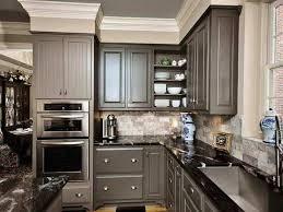 Gray Kitchen Cabinets Ideas Grey Kitchen Cabinet Ideas Kitchen Ideas