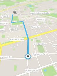 How To Create A Route On Google Maps by Skobbler Dev Zone Powerful Maps Sdk Based On Openstreetmap Osm