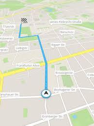 Custom Route Google Maps by Skobbler Dev Zone Powerful Maps Sdk Based On Openstreetmap Osm