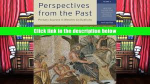 download perspectives from the past volume 1 primary sources in