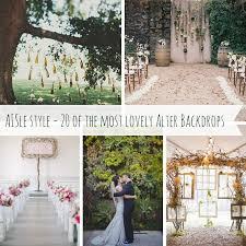 wedding altar backdrop backdrops aisle decor altar backdrops 2033489 weddbook