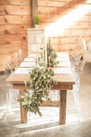 wedding table and chair rentals wood table rentals from unique events iowa