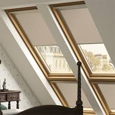 Velux Ggl 4 Blind Velux Compatible Blinds Bespoke Roof Blinds Perfect For Velux Windows