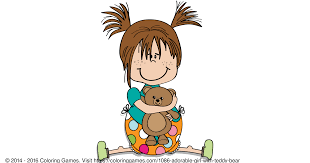 adorable with teddy bear coloring games and coloring pages