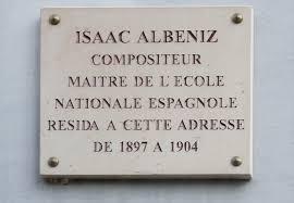 plaque numero rue file plaque isaac albéniz 49 rue erlanger paris 16 jpg