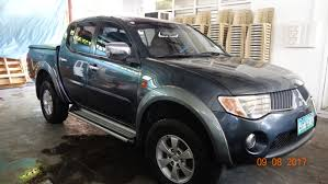 mitsubishi strada 2016 interior mitsubishi strada 2007 car for sale tsikot com 1 classifieds
