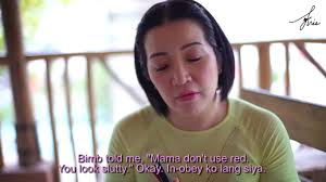 nobody should slut shame kris aquino not even kris aquino or her