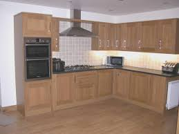 Home Interior Remodeling Kitchen Fresh Clean Wood Kitchen Cabinets Interior Design For