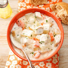 cream cheese chicken soup recipe taste of home