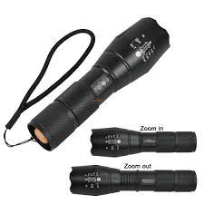 tac light flash light aluminum high powered tactical flashlight water resistant girls