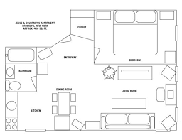Efficiency Apartment Floor Plans 26 Best 400 Sq Ft Floorplan Images On Pinterest Apartment Floor