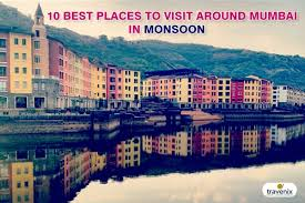 10 beautiful places to visit around mumbai during monsoon