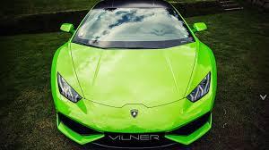 Lamborghini Huracan Green - vilner verde mantis gives lambo huracan insect inspired makeover