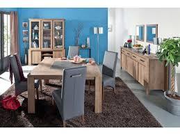 bureau logement brest table carrée 140 cm brest coloris chêne vente de table de